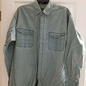 Eddie Bauer Twill Long Sleeve Shirt